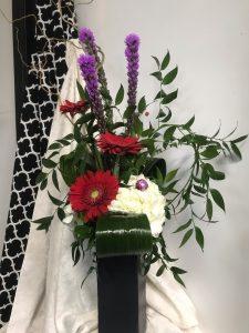 traditional arrangement