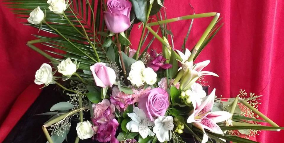 contemporary flowers mobi