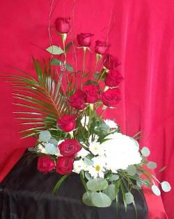 contemporary flowers clayton nc