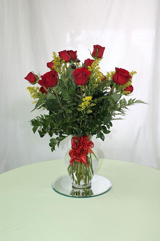 dozen roses valentines day clayton nc