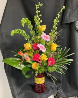 traditional flowers clayton nc