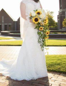 wedding flowers clayton NC